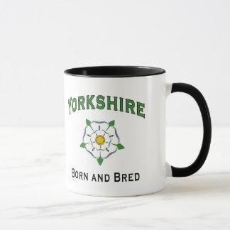 Taza de Yorkshire - llevada y criada