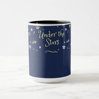Taza debajo de las estrellas
