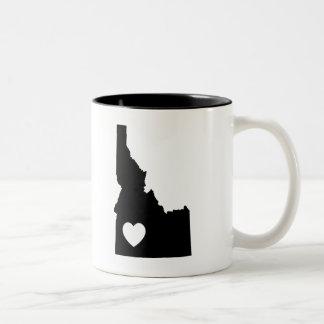 Taza del amor de Idaho