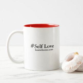 Taza del amor del uno mismo