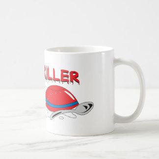 Taza del asesino del cereal