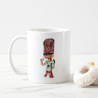Taza del café de BuddyO
