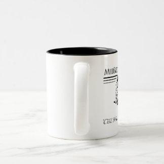 Taza del café de MudBud