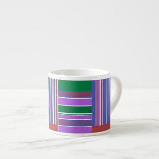 Taza del café express de la porcelana de hueso