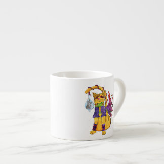 Taza del café express de Steampunk Hansel