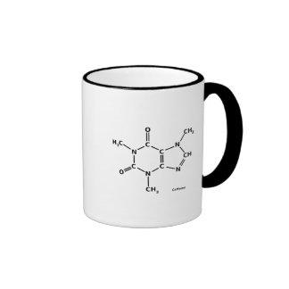 Taza del cafeína