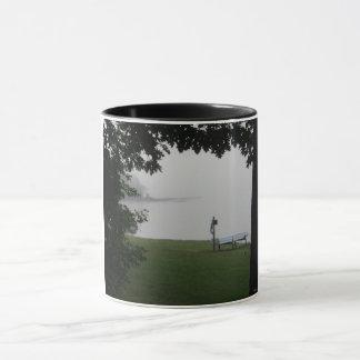 Taza del campanero del lago Bruin