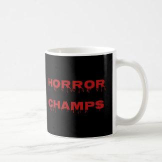 Taza del campeón del horror