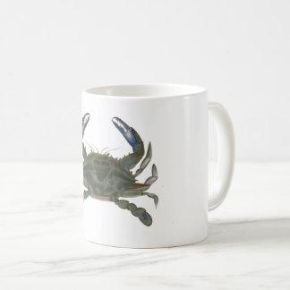 Taza del cangrejo azul de Newport