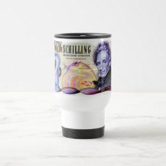 TAZA DEL CHELÍN AUSTRÍACO COFFEE/TEA