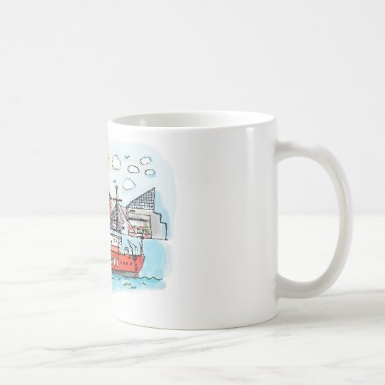 ¡Taza del Chesapeake! Taza De Café