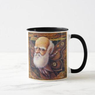 Taza del científico: Espécimen: Darwin