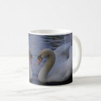 Taza del cisne