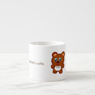 Taza del coffe de la mamá