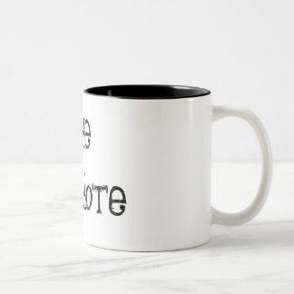 Taza del coffe del antídoto