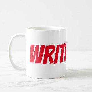 Taza del combustible del escritor