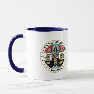 Taza del condado de Los Angeles (California)
