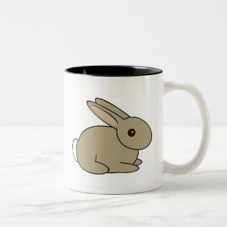 Taza del conejo de conejito