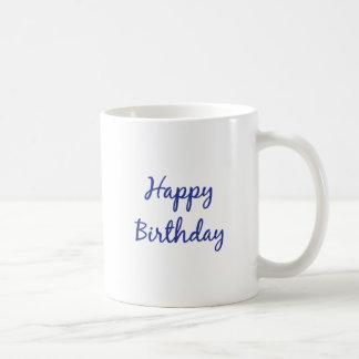 Taza del cumpleaños