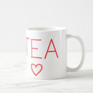 Taza del ♥ del té