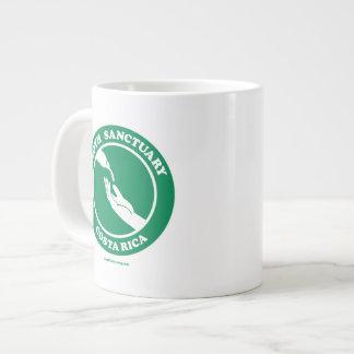 Taza del descanso para tomar café de la pereza