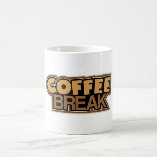 """""""Taza del descanso para tomar café"""" Taza De Café"""