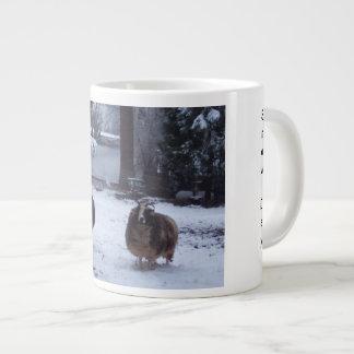 Taza del día de la nieve