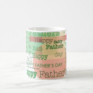 Taza del día de padre