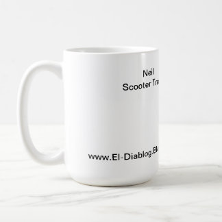 taza del diablog del EL