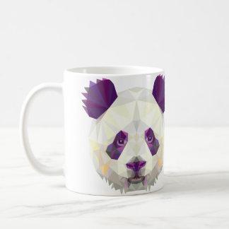 Taza del diseño del oso de panda