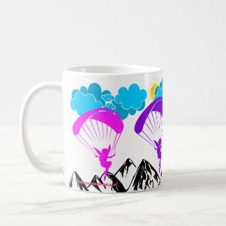 taza del duendecillo del paragliding