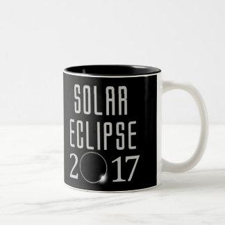 Taza del eclipse solar 2017