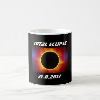 Taza del eclipse total