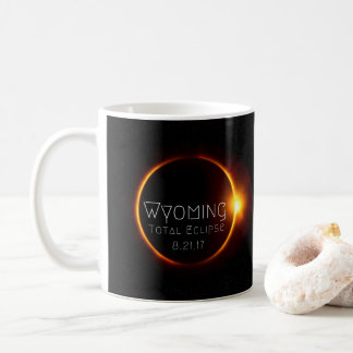 Taza del eclipse total de Wyoming