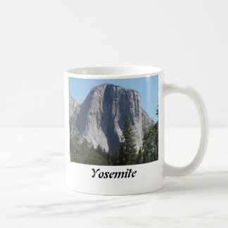 Taza del EL Capitan Yosemite
