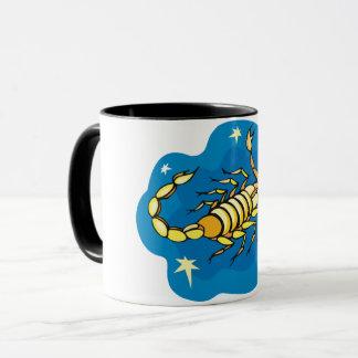 Taza del escorpión