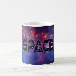 Taza del espacio