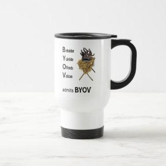 Taza del espectador de BYOV