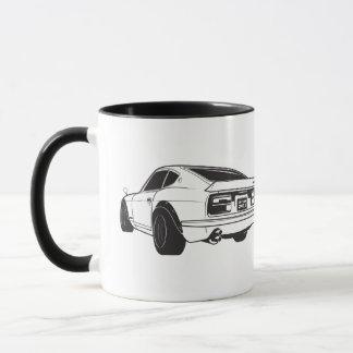 Taza del estilo de Datsun 240z JDM