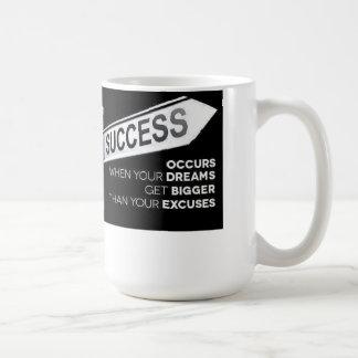 Taza del éxito