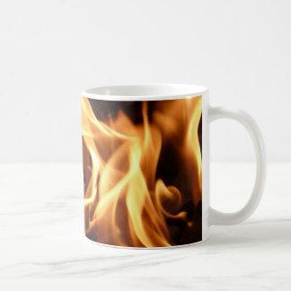 Taza del fuego