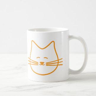 Taza del gato del gatito