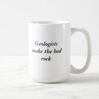 Taza del geólogo