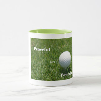 Taza del golf