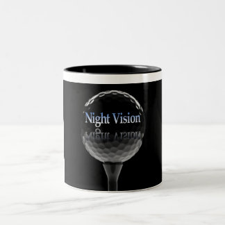 Taza del golf de la visión nocturna