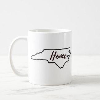 Taza del hogar del estado del NC
