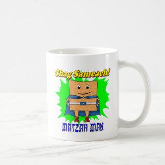 Taza del hombre del Matzah