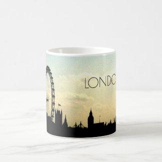 Taza del horizonte del ojo de Londres