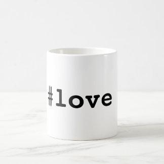 Taza del #love