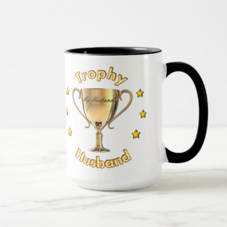 Taza del marido del trofeo
